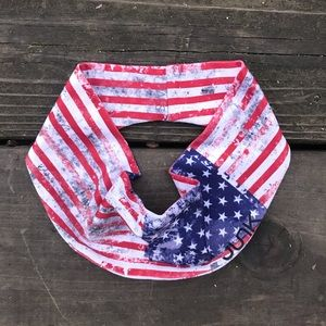 ccded14f76f1 JUNK Brands Accessories - JUNK Brands Patriotic American Flag Headband